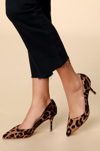 ef0e2571e08b Vegan Heels - Vegan Women s Shoes - Wedges   Heels - Lulus