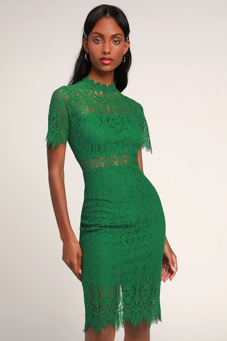 c33fe5f1103 Remarkable Green Lace Dress