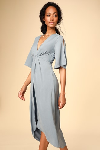 0a35b4ac79 Beautiful Blue Cocktail Dresses at the Best Prices
