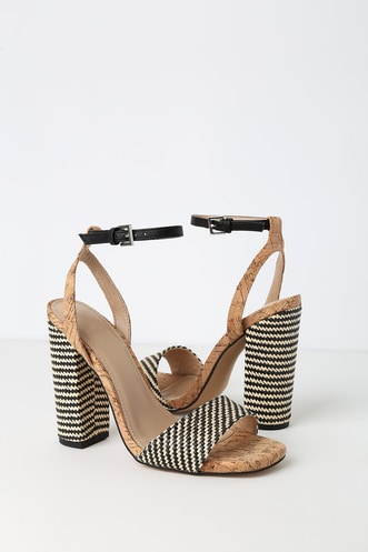 40164a9bf1c Pretty Women's Ankle-Strap Heels in the Latest Styles | Affordable ...