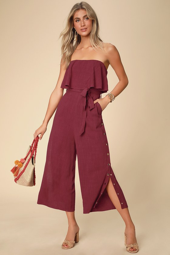 Jumpsuits Kind-Hearted 2019 Fashion Strap Jumpsuit Sleeveless Solid Rompers Women Pants Casual Pockets Backless Jumpsuit 2019 New Fashion Style Online