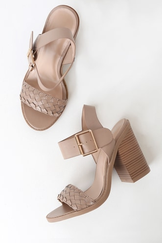 5f8dfaf28d Stylish Women's Block Heels at Great Prices   Trendy and Cute Block ...