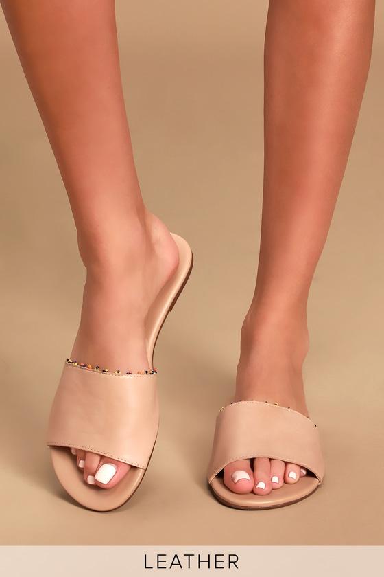 Women's Shoes Honesty Rose Gold Patent Leather Platform Sandals Summer Slim Snake Pattern Dress Heels Ladies Bright In Colour Heels