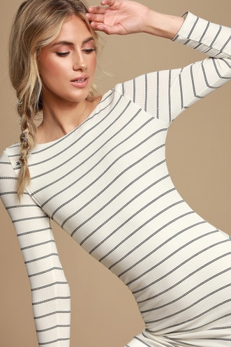 14e6b907 Buy a Trendy Long Sleeve Dress and Look Hot on Cool Days ...