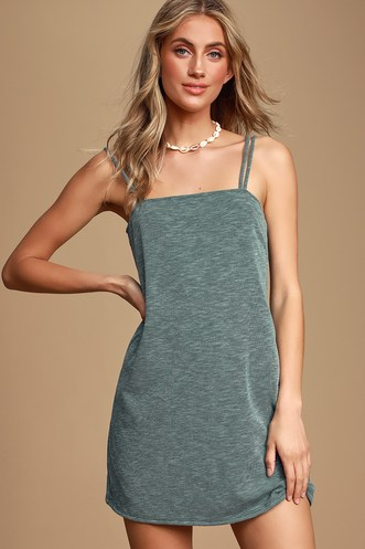 42075fc9 Cute Green Dresses | Casual, Formal, Date Night & More at Lulus