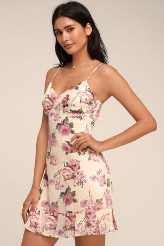 41d3686ac93 Black Slip Dresses, Silk & Satin Slip Dresses | Lulus