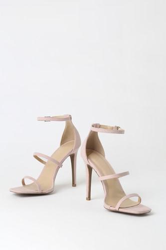 85e2406c24 Nude Shoes & Blush Heels | Shop Nude Dress Sandals at Lulus