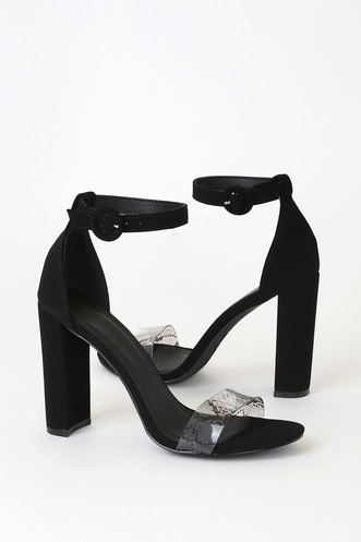 2fe6363050 Pretty Women's Ankle-Strap Heels in the Latest Styles | Affordable ...
