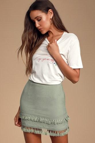 117398645b Maxi Skirt, Pencil Skirts, Denim Skirt & Mini Skirts | Lulus