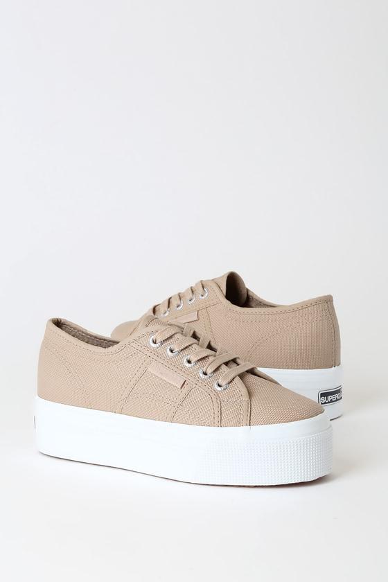 Superga 2790 ACOTW - Beige Sneakers