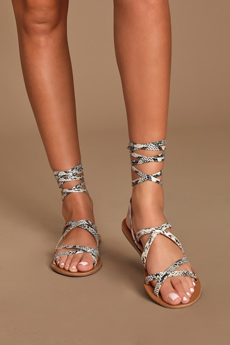 7692eeb54 Lace-Up Shoes - Lace-Up Boots, Heels, Wedges & Flats at Lulus.com