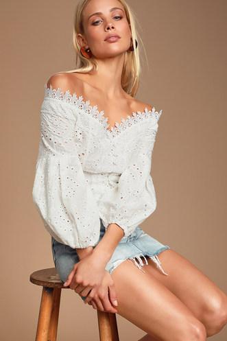 bf5718e71cf408 Cute Crop Tops for Women & Teens | Long Sleeve Crop Tops