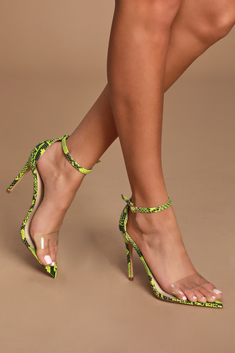 c953059f5d6a Pretty Women's Ankle-Strap Heels in the Latest Styles | Affordable ...
