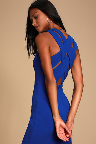 7b87a8a665 Beautiful Blue Cocktail Dresses at the Best Prices   Latest Styles ...