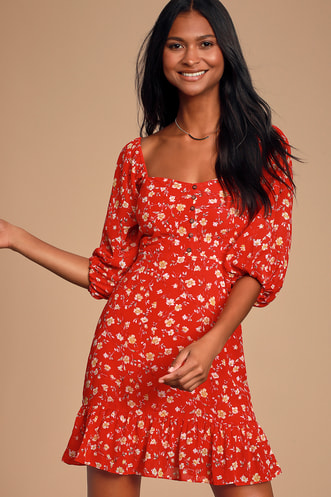 fdc0db0bb Score Cute Floral Dresses at Great Prices | Fresh Styles of Women's ...