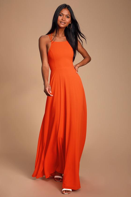 Long Orange Maxi Dress,Orange Maxi Dress,Orange Maxi Dress,orange maxi dress,orange maxi dress,