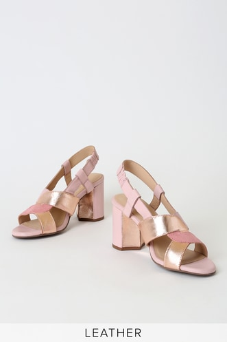 db90455684d Nude Shoes & Blush Heels | Shop Nude Dress Sandals at Lulus
