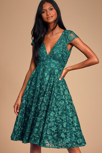 5c9fe6fcc4 Cute Green Dresses | Casual, Formal, Date Night & More at Lulus
