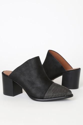8d884c3b15386 Cute Chunky Heels | Block Heels in Black, White & Nude