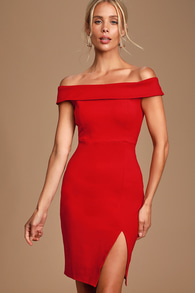 Hot Red Party Dresses For Women Look Fiery And Fab In A