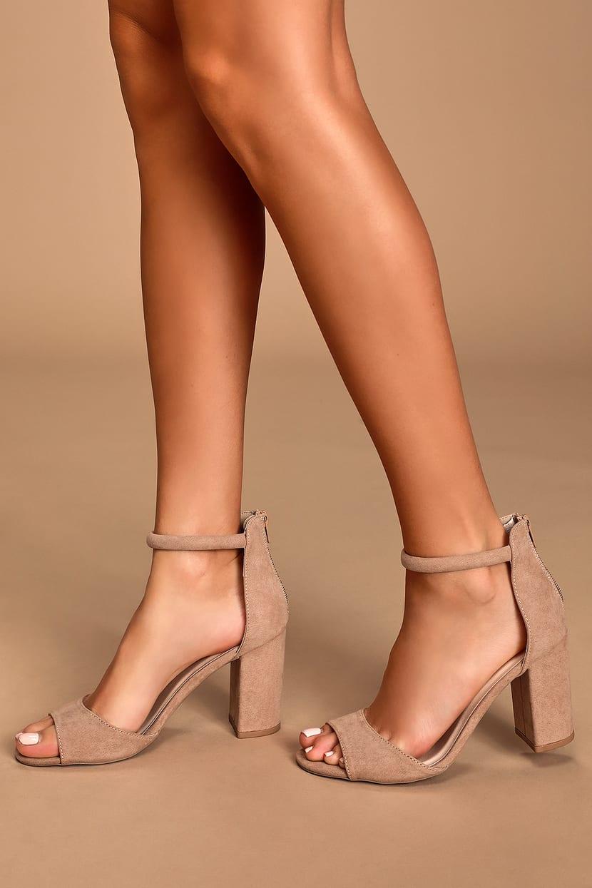 Buy Ankle Strap Heels