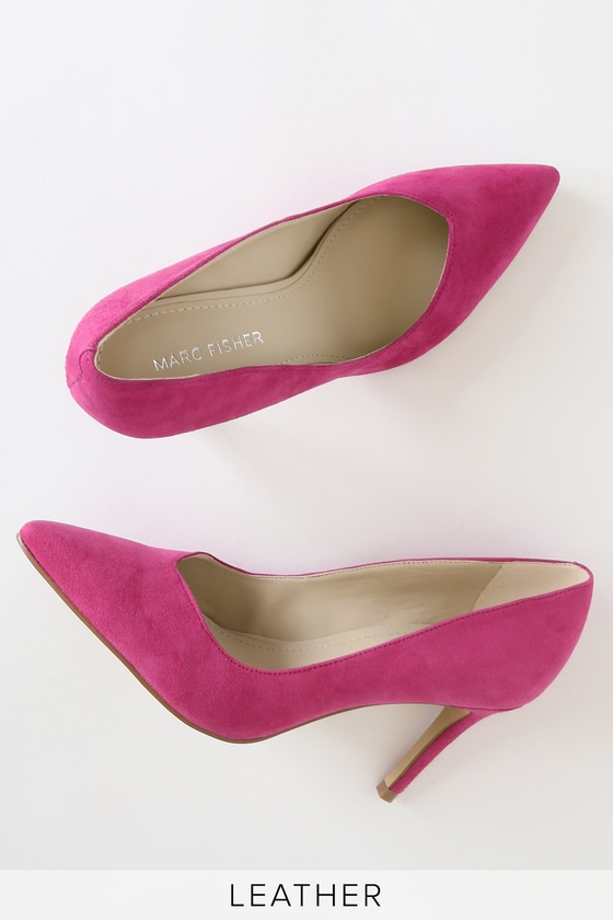 marc fisher pink shoes