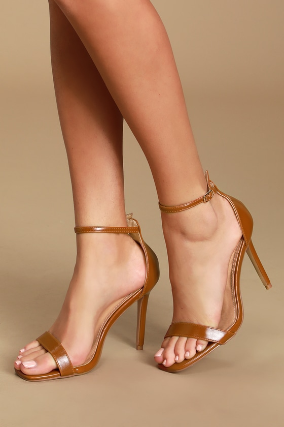Taupe Multi  Ankle Low-Calf Strappy Adjustable Strap High Heels Dress Shoes