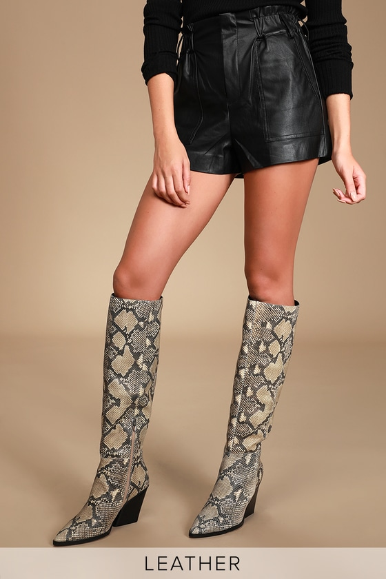 Dolce Vita Isobel Boots - Leather Boots