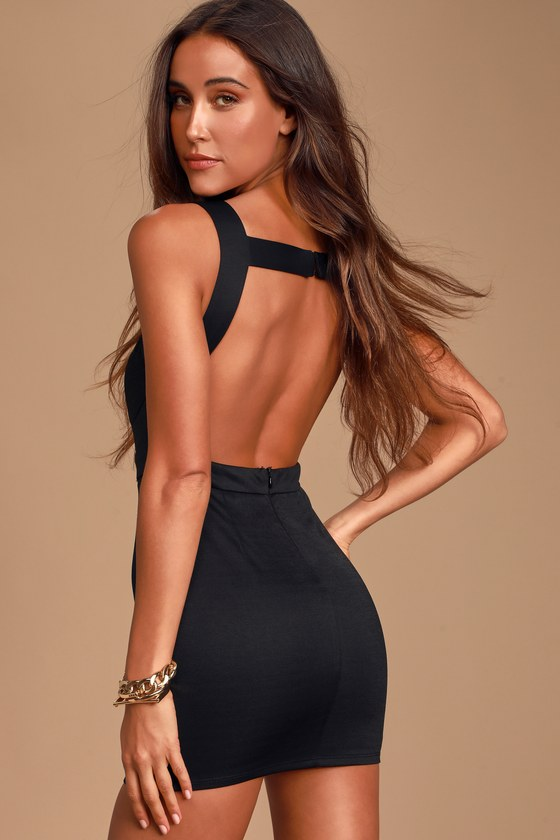 backless hot party dresses
