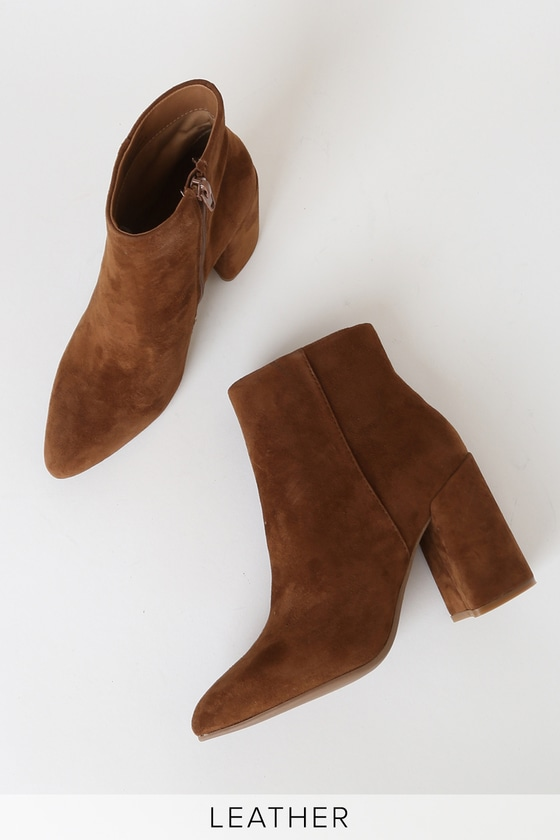 Steve Madden Therese - Brown Ankle