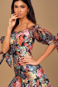 Floral Print Dresses Shoes Pants Skirts Amp Wedges At