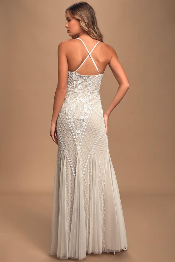 Sequin Beaded White Dresses,Sequin Beaded White Dresses,beaded dress,beaded dress,