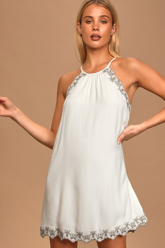 The Best Casual Wedding Dresses Under 100 Rise And Brine