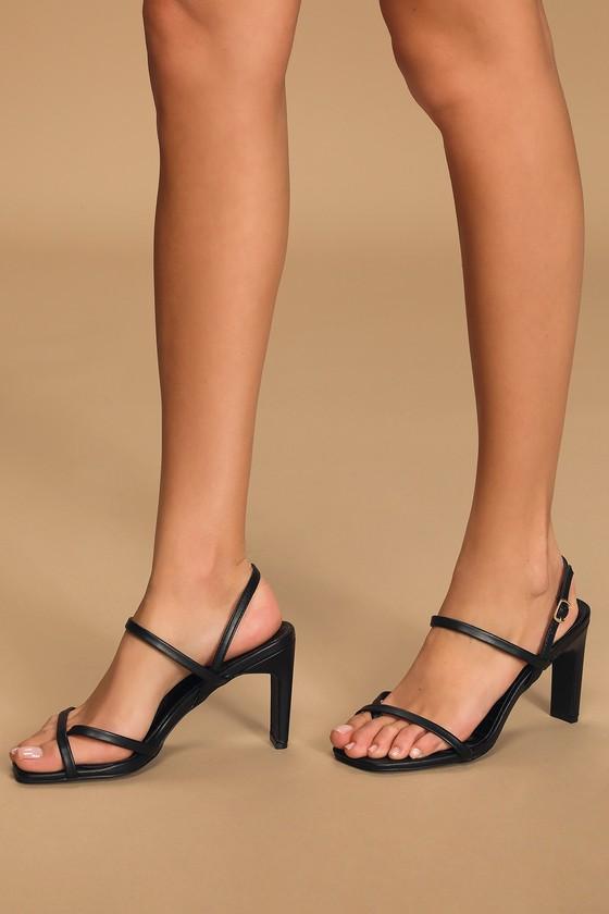 High Heel Sandals - Lulus