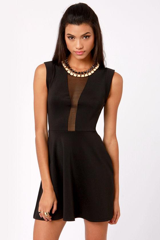 Sexy Black Dress Little Black Dress 3500
