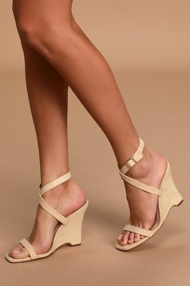 Affordable Wedge Heels