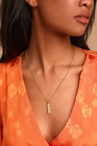 Pearl Mosaic 14KT Gold Pendant Necklace
