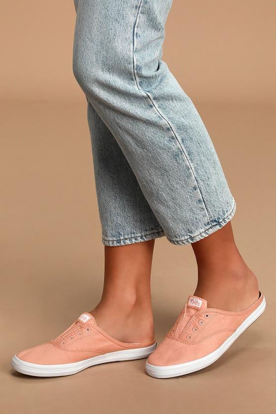 Keds Moxie Mules - Light Pink Sneakers