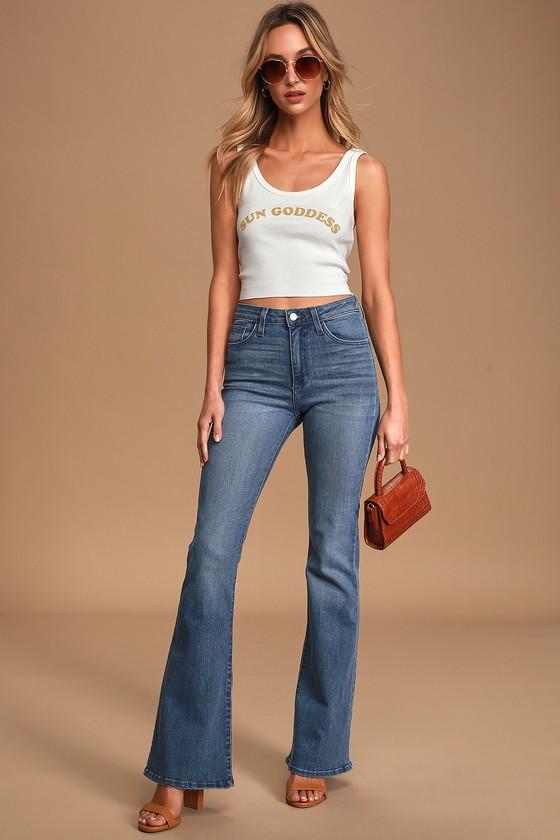 Fancy dress 1970/'s 1980/'s Ladies pink trousers wide flare boot leg Size 12 14