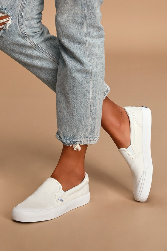 Keds Crew Kick 75 - Slip-On Sneakers