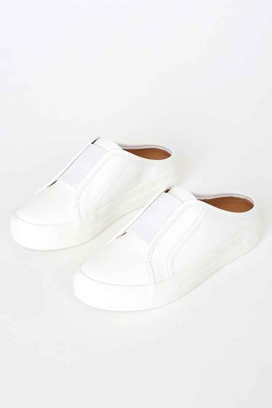 Dolce Vita Russel - White Slide-On