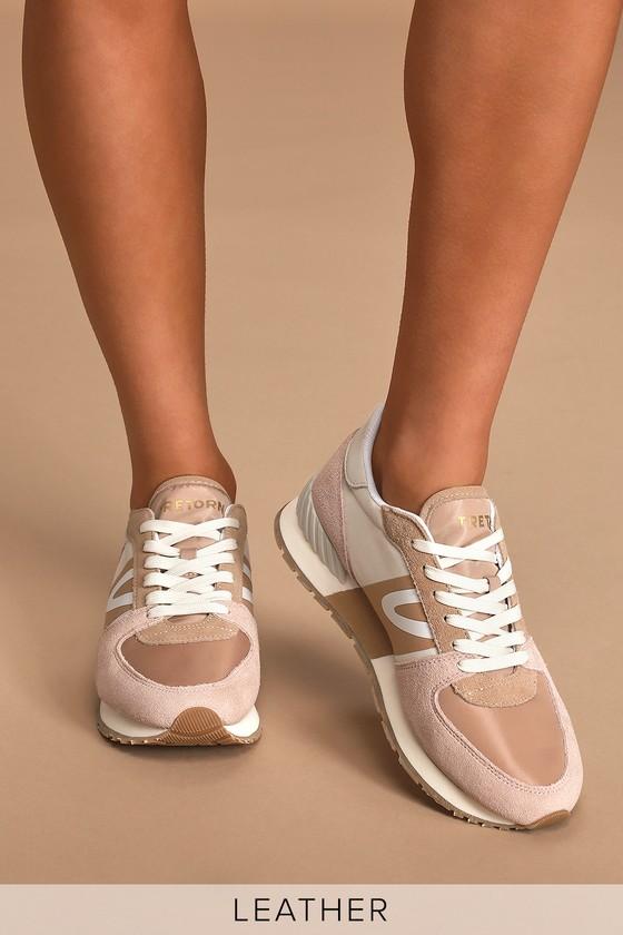 Tretorn Loyola 2 - Dark Sand Sneakers