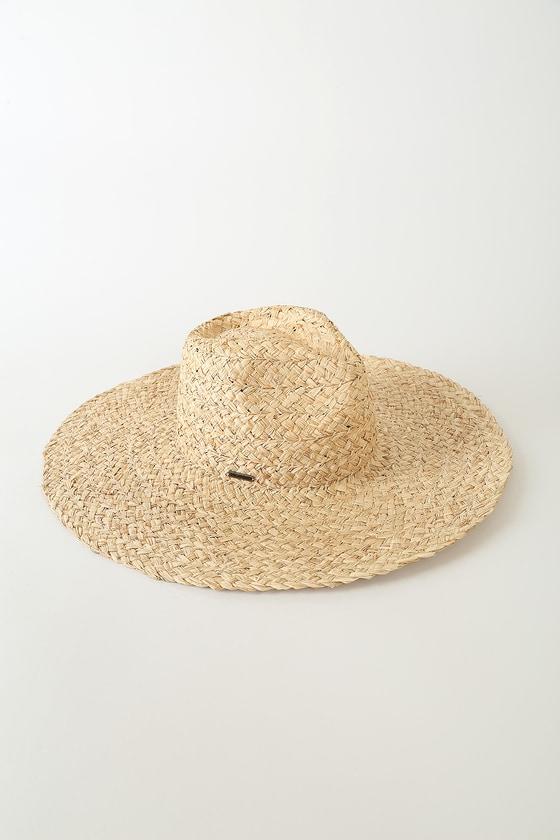 Billabong Sea Mist Beige Straw Hat