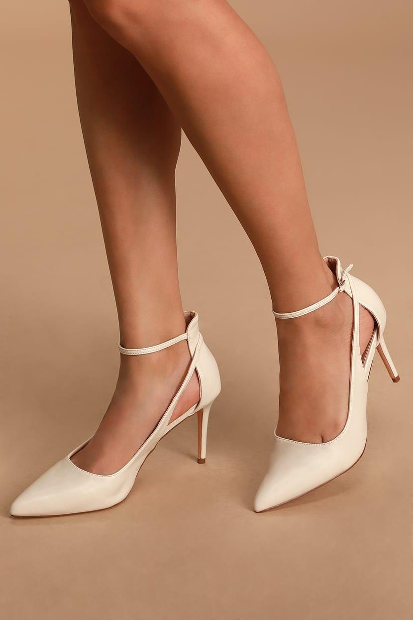 Off White Pumps Heels