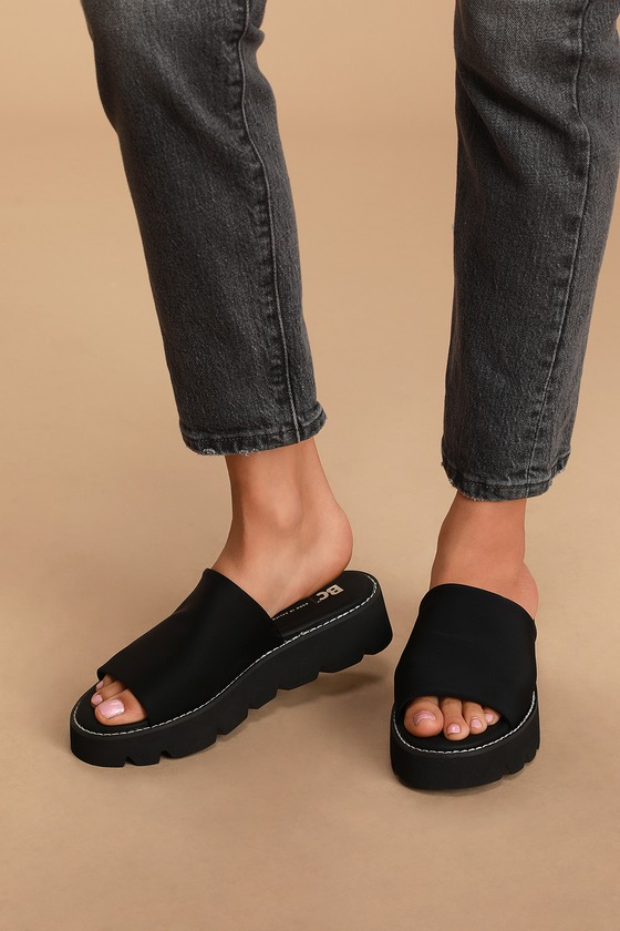 BC Footwear Change the Game - Black