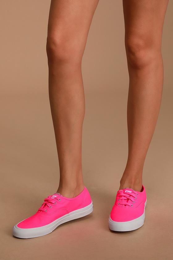 Keds Surfer - Neon Pink Sneakers