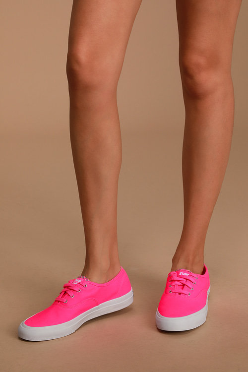 Keds Surfer Neon Pink Sneakers