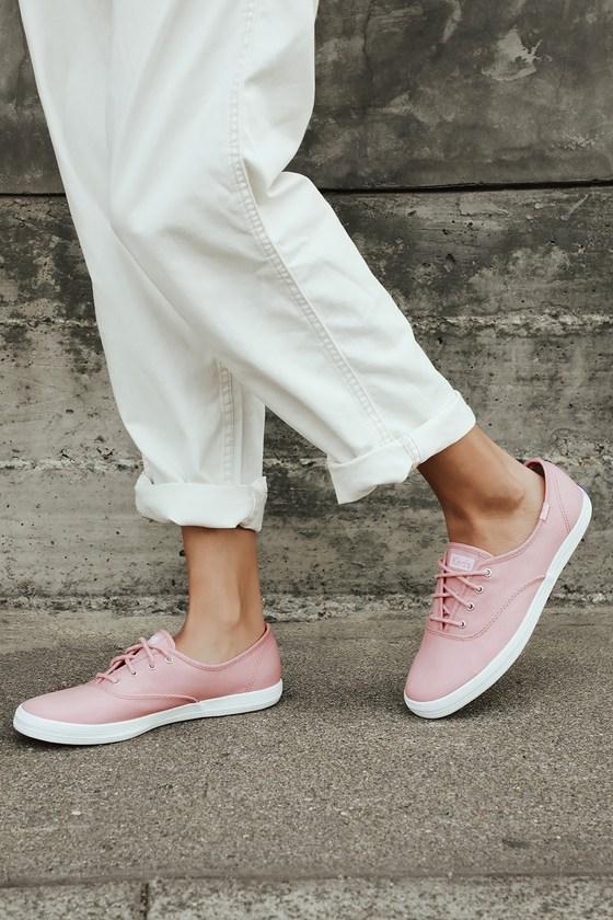 Keds Champion - Mauve Pink Sneakers