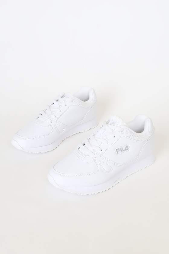 FILA Cress 2020 - Classic White