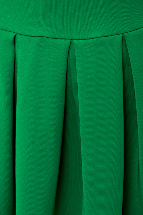 Sweet Thing Green Dress